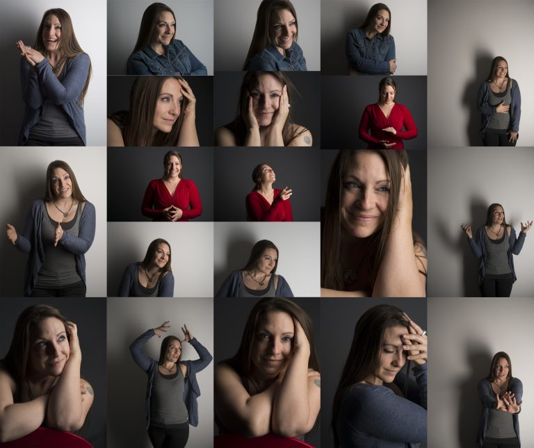 Business Personal Brand Makeover Photoshoot